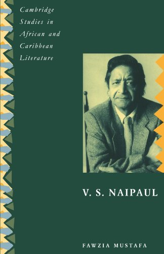 9780521483599: V. S. Naipaul (Cambridge Studies in African and Caribbean Literature)