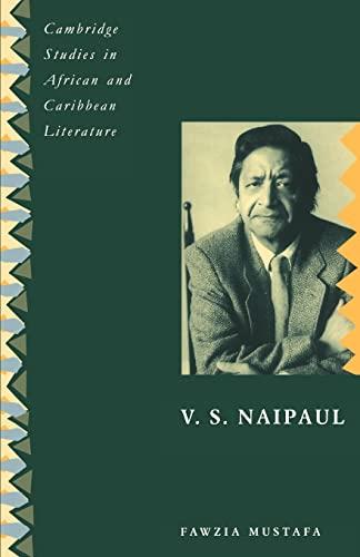9780521483599: V. S. Naipaul