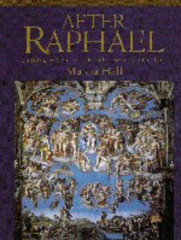 9780521483971: After Raphael: Painting in Central Italy in the Sixteenth Century