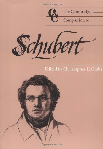 9780521484244: The Cambridge Companion to Schubert Paperback (Cambridge Companions to Music)