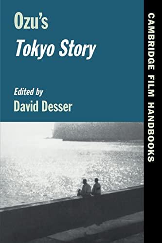 9780521484350: Ozu's Tokyo Story (Cambridge Film Handbooks)