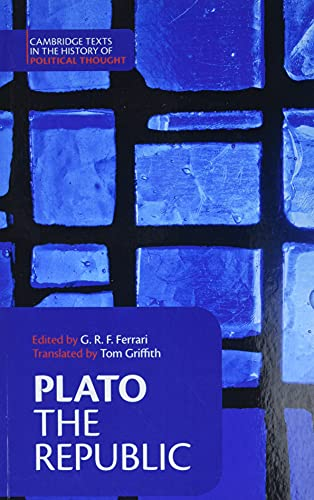 9780521484435: Plato: 'The Republic' Paperback (Cambridge Texts in the History of Political Thought)