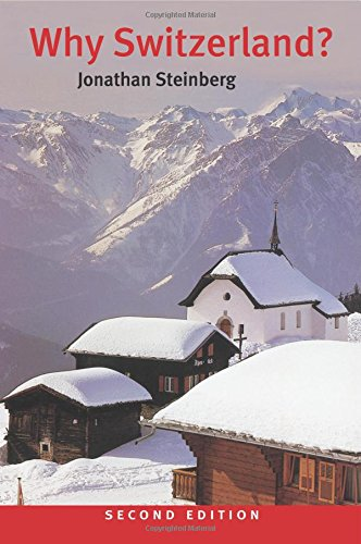9780521484534: Why Switzerland? 2nd Edition