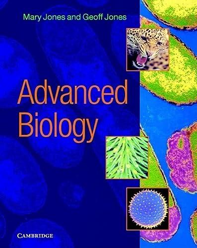 9780521484732: Advanced Biology (Human Biology)