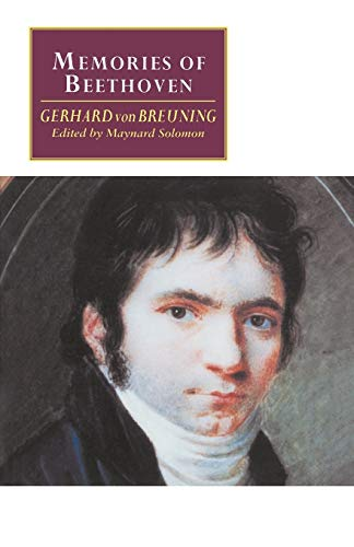 9780521484893: Gerard Von Breuning: Memories of Beethoven: From the House of the Black-Robed Spaniards