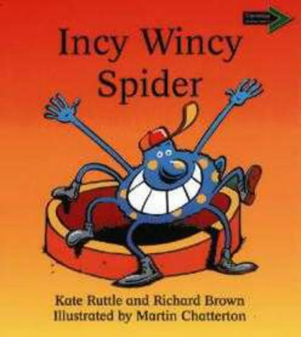 9780521485043: Incy Wincy Spider (Cambridge Reading)