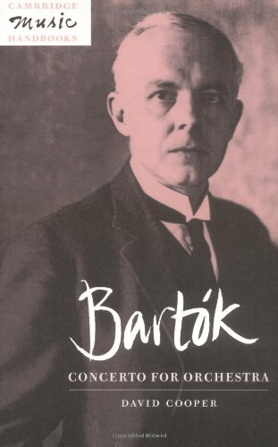 9780521485050: Bartók: Concerto for Orchestra (Cambridge Music Handbooks)