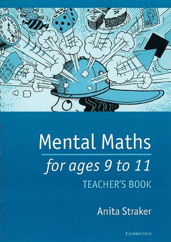 9780521485104: Mental Maths for Ages 9 to 11 Teacher's book