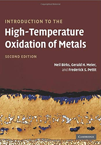 9780521485173: Introduction to the High Temperature Oxidation of Metals