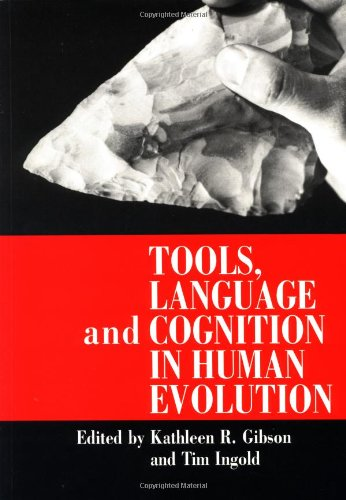 9780521485418: Tools, Language and Cognition in Human Evolution