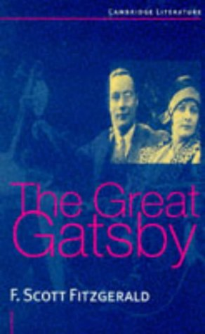9780521485470: The Great Gatsby (Cambridge Literature)