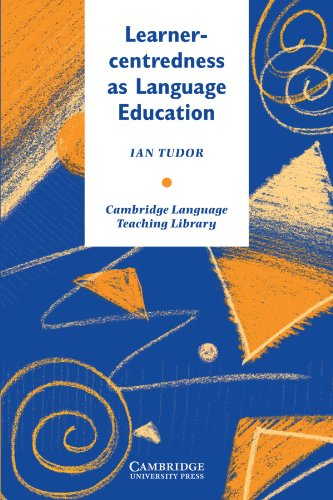 9780521485609: Learner-centredness as Language Education (Cambridge Language Teaching Library)