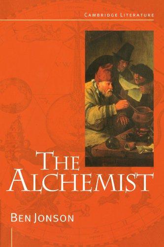 Ben Jonson: The Alchemist (Cambridge Literature): Ben Jonson