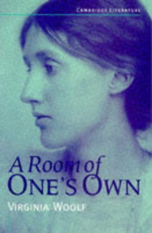 9780521485906: A Room of One's Own (Cambridge Literature)