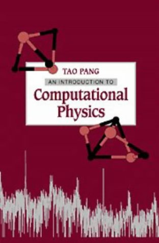 9780521485920: An Introduction to Computational Physics