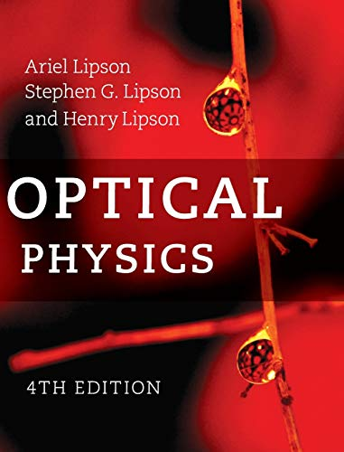 9780521493451: Optical Physics 4th Edition Hardback