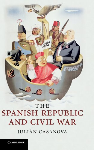 9780521493888: The Spanish Republic and Civil War