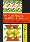 9780521495592: New Directions in Solid State Chemistry