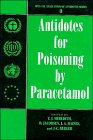 Antidotes for Poisoning by Paracetamol, by Meredith: Meredith, T. J./