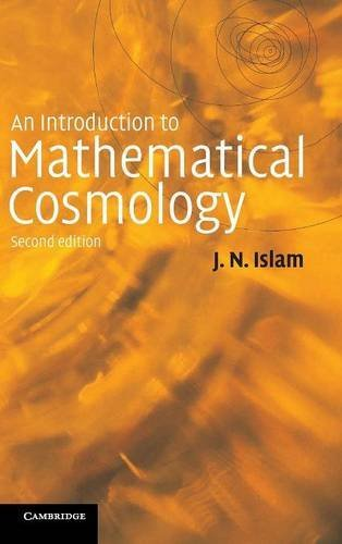 9780521496506: An Introduction to Mathematical Cosmology
