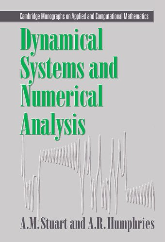 9780521496728: Dynamical Systems and Numerical Analysis (Cambridge Monographs on Applied and Computational Mathematics)