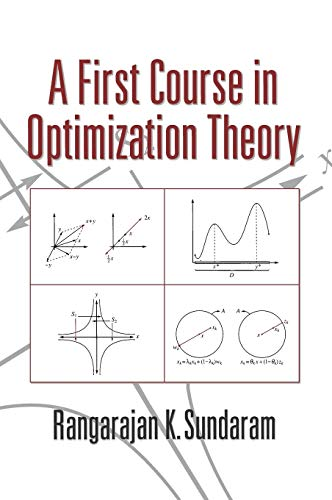 9780521497190: A First Course in Optimization Theory