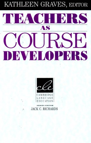 9780521497220: Teachers as Course Developers (Cambridge Language Education)