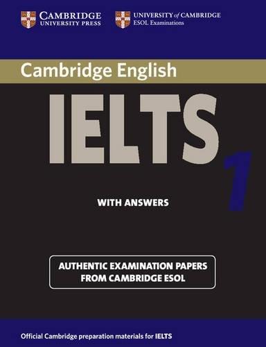 9780521497671: Cambridge Practice Tests for IELTS 1 Self-study Student's Book (IELTS Practice Tests)