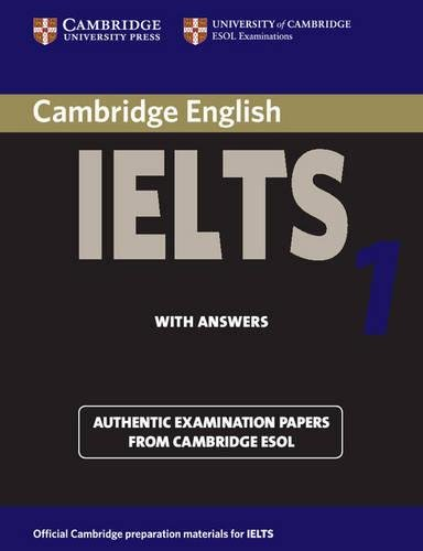 9780521497671: Cambridge Practice Tests for IELTS 1 Self-study Student's Book