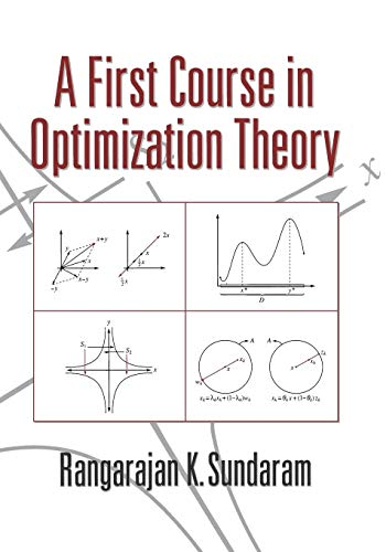 9780521497701: A First Course in Optimization Theory