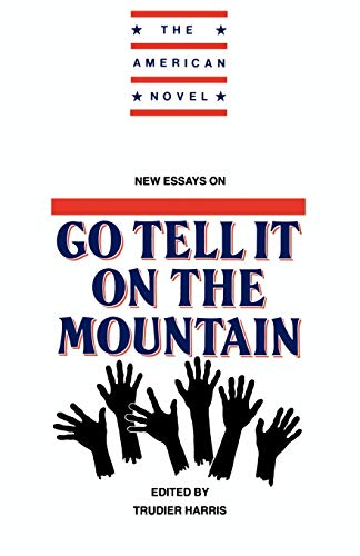 9780521498265: New Essays on Go Tell It on the Mountain (The American Novel)