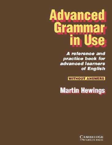9780521498692: Advanced Grammar in Use without answers
