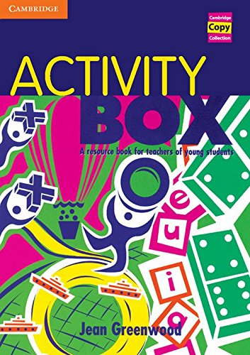 9780521498708: Activity Box: A Resource Book for Teachers of Young Students (Cambridge Copy Collection)