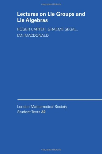 9780521499224: Lectures on Lie Groups and Lie Algebras (London Mathematical Society Student Texts)