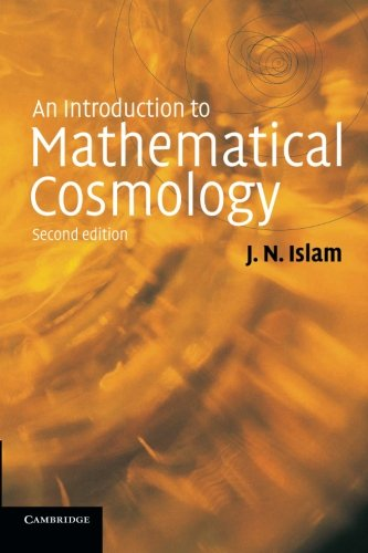 9780521499736: An Introduction to Mathematical Cosmology