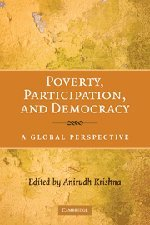 9780521504454: Poverty, Participation, and Democracy: A Global Perspective