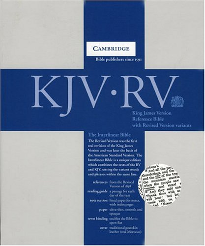 9780521508605: King James Version and the Revised Version (Black Goatskin Leather)