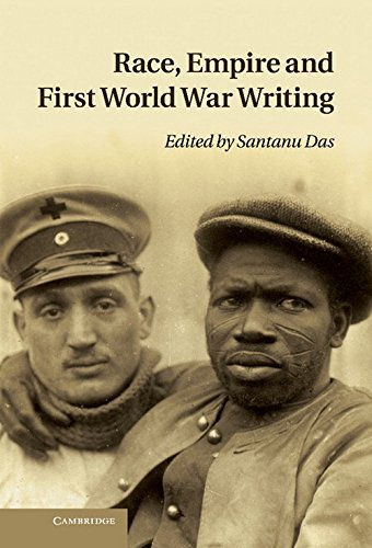 9780521509848: Race, Empire and First World War Writing
