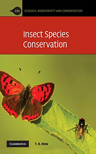 9780521510776: Insect Species Conservation (Ecology, Biodiversity and Conservation)