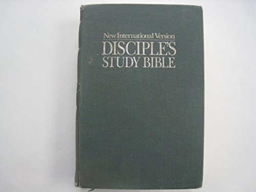 9780521511247: NIV Disciples' Study Bible Cloth boards