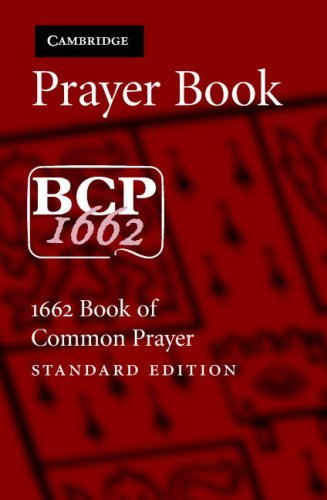 9780521513135: Book of Common Prayer Standard Edition White French Morocco leather