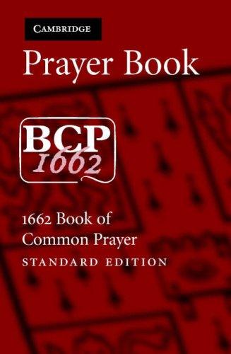 9780521513135: BCP Standard Prayer Book White French Morocco BCP603W