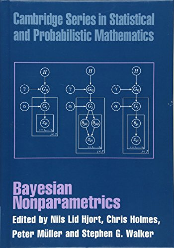 9780521513463: Bayesian Nonparametrics (Cambridge Series in Statistical and Probabilistic Mathematics)
