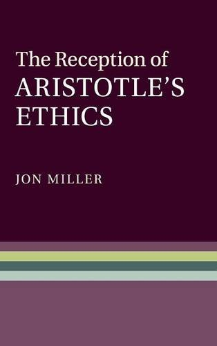 9780521513883: The Reception of Aristotle's Ethics