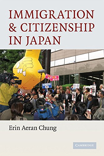 Immigration and Citizenship in Japan: Erin Aeran Chung