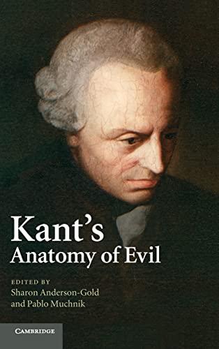 9780521514323: Kant's Anatomy of Evil