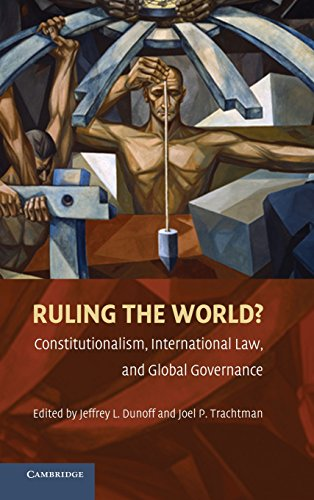 9780521514392: Ruling the World?: Constitutionalism, International Law, and Global Governance