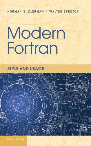 9780521514538: Modern Fortran Hardback