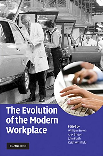 9780521514569: The Evolution of the Modern Workplace