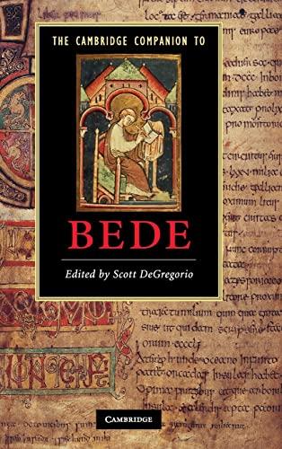9780521514958: The Cambridge Companion to Bede (Cambridge Companions to Literature)